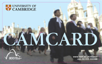 Cambridge CAMCard