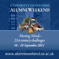 Alumni Weekend 2011: 21st century challenges